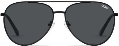 Black Starry Eyed Sunglasses-Quay