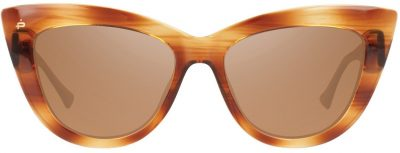 Brown The Audrey Sunglasses