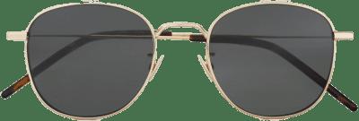 Gold New Wave SL 299 Sunglasses-Yves Saint Laurent