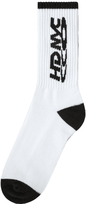 White HDNYC Socks
