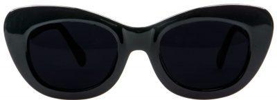 Black Acetate Pénélope Sunglasses