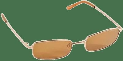 Brown Olsen Sunglasses-DMY BY DMY