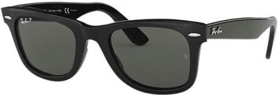 Black Original Wayfarer Sunglasse