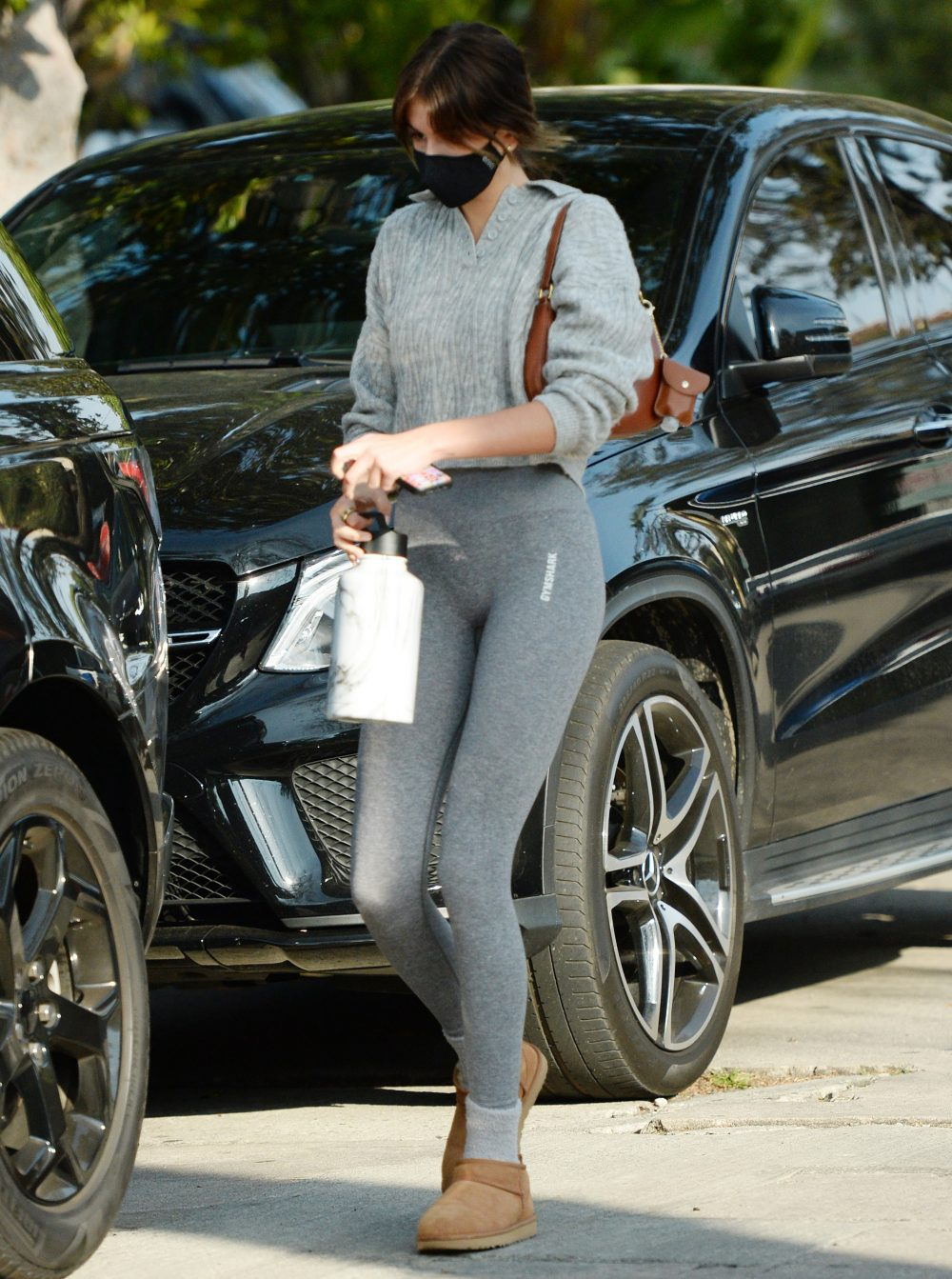 Kaia Gerber Out and About