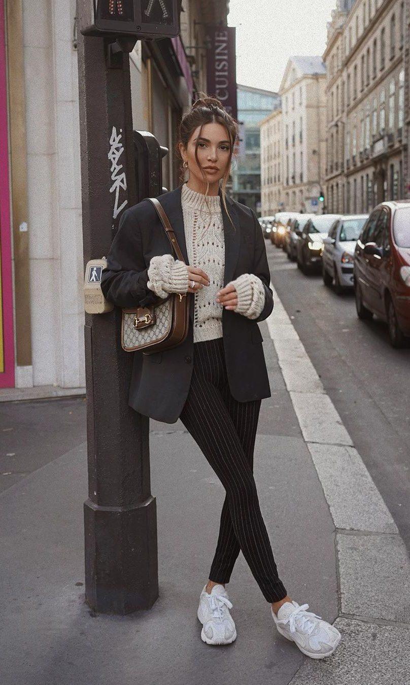 Negin Mirsalehi - Gray Anabelle Sweater