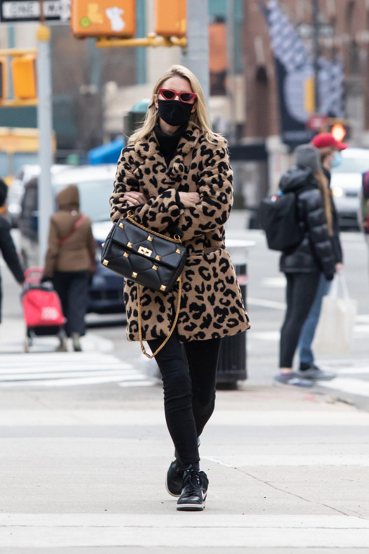 Nicky Hilton Sighting in NYC