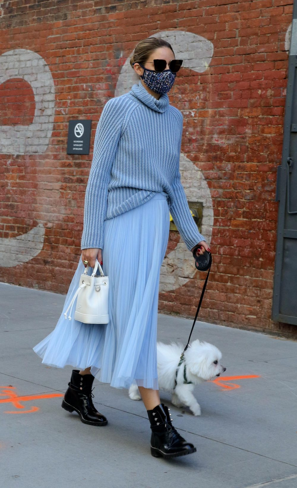 Olivia Palermo out and about