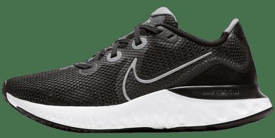 Black Renew Run Shoes